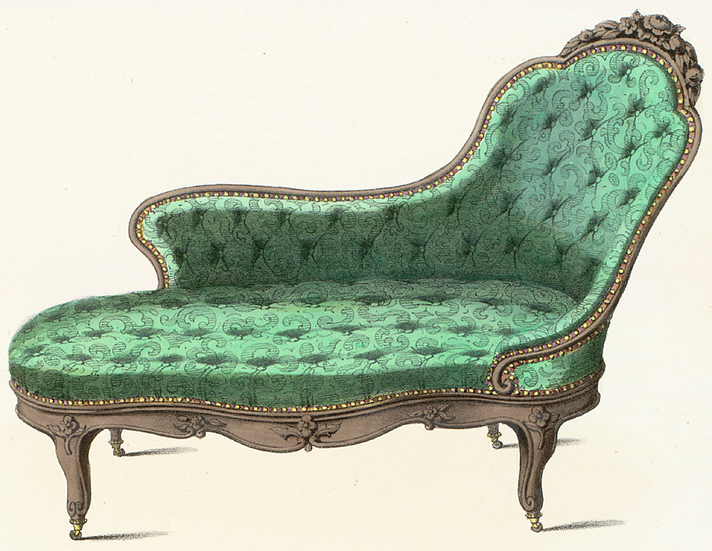 Le garde meuble for Chaise style louis xiv