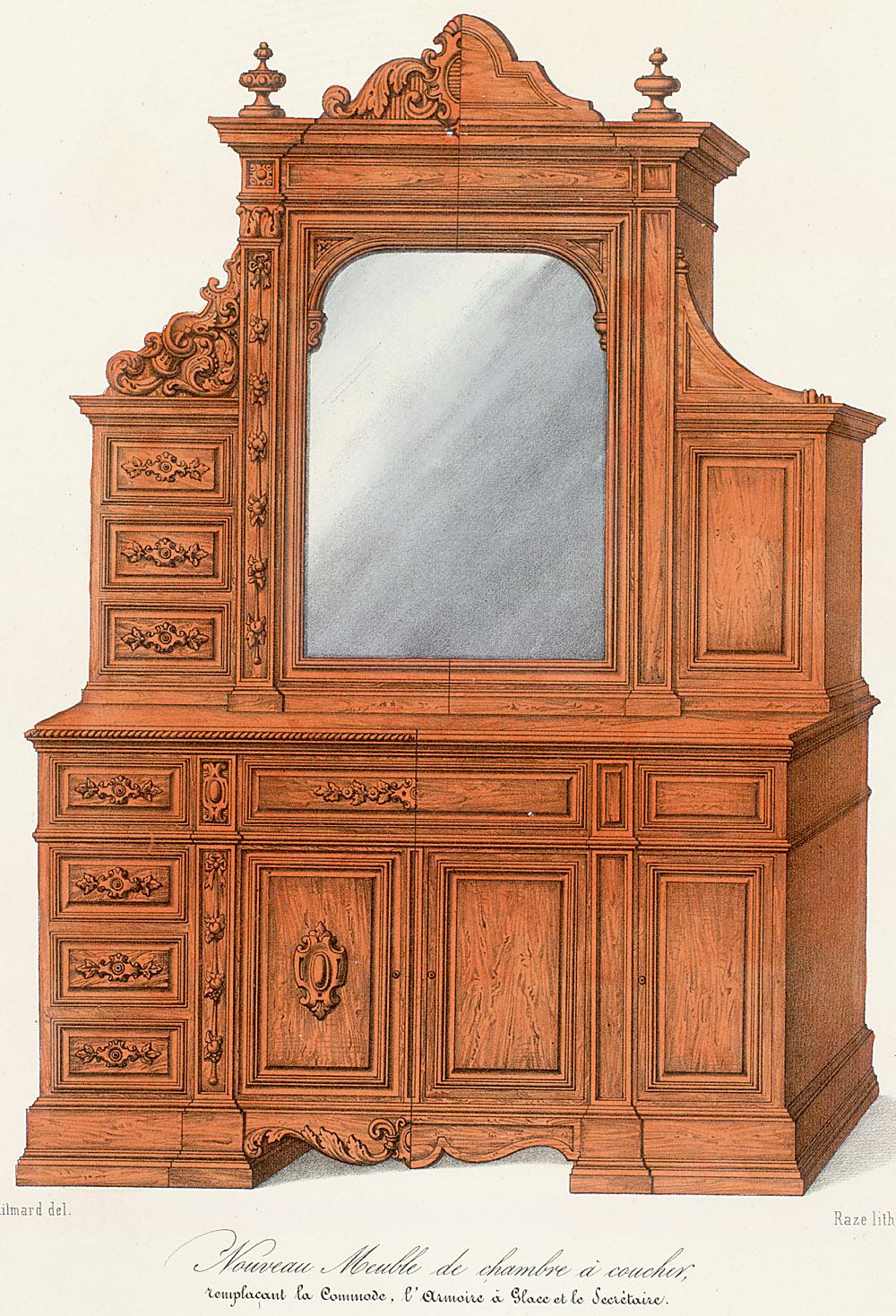 Le garde meuble for Meuble 12 cases
