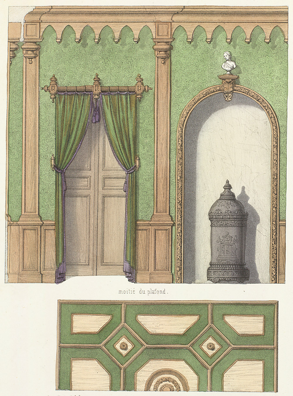 1000 images about art interior on pinterest floor for Garde meuble nice