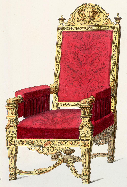 louis xiv chair. Black Bedroom Furniture Sets. Home Design Ideas