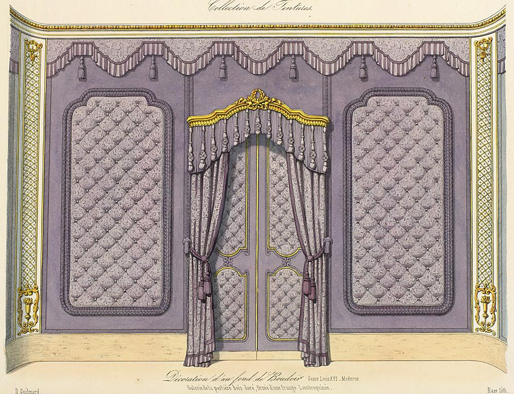 Serenity stilurile n arta decorativ stilul ludovic al for Garde meuble fontainebleau
