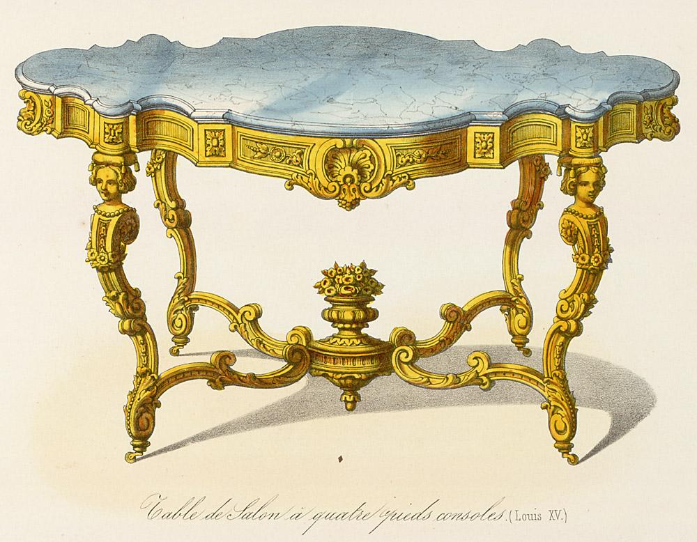 302 found for Rococo style furniture