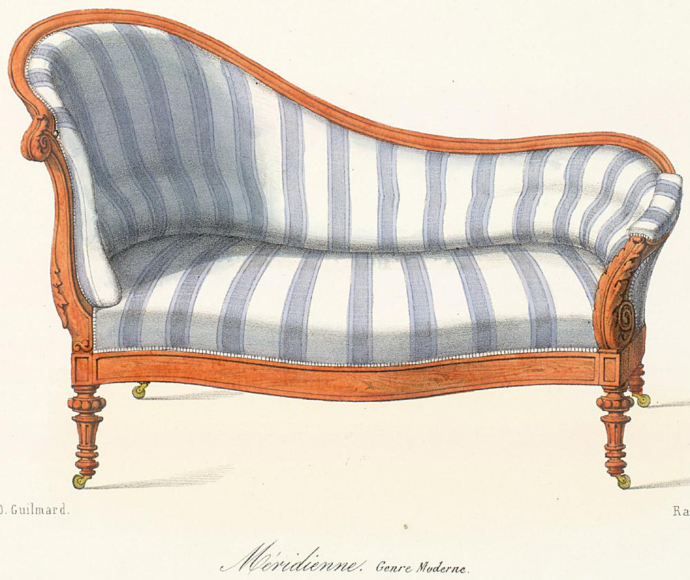 Le garde meuble for Chaise directoire