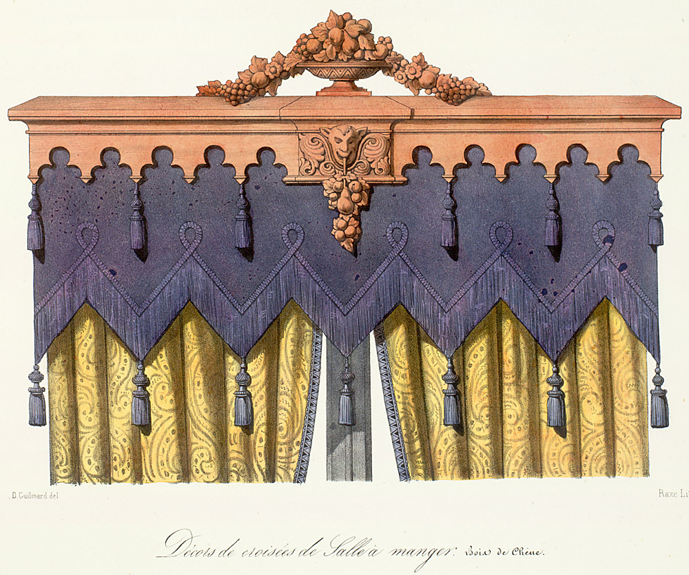 1000 images about curtain on pinterest cabinet for Garde meuble fontainebleau