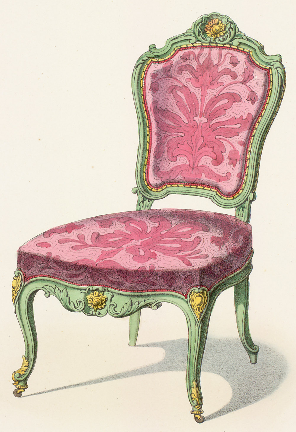 antique furniture on pinterest clip art image transfers and victorian furniture. Black Bedroom Furniture Sets. Home Design Ideas