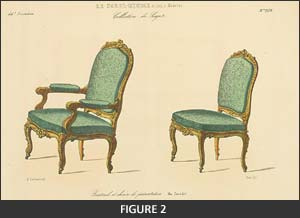 Le Garde-meuble illustrates French furniture styles #2