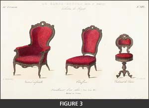 Le Garde-meuble illustrates French furniture styles #3