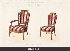 Le Garde-meuble illustrates French furniture styles #4