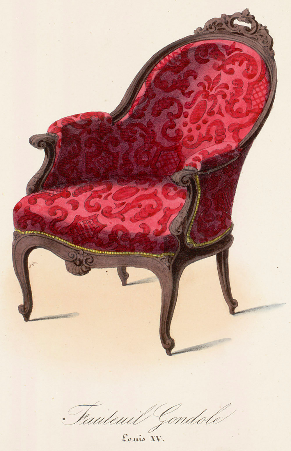 Chairs,  Image number:SIL12-2-021b