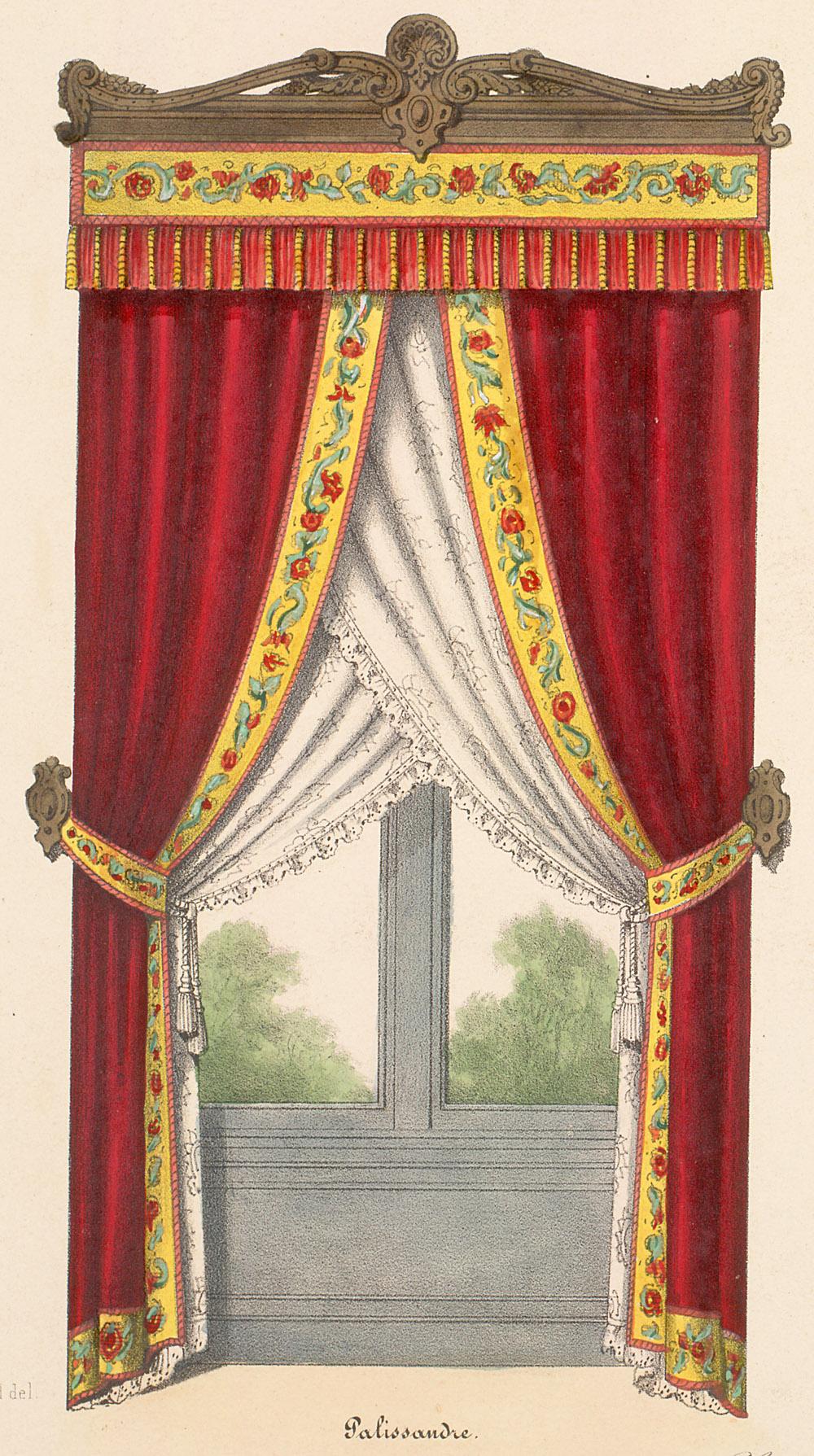 Window Treatment,  Image number:SIL12-2-108b