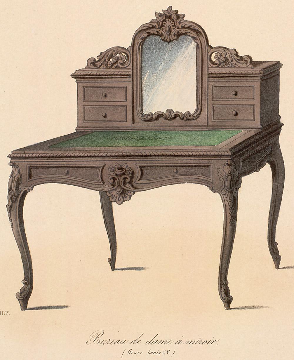 Desks,  Image number:SIL12-2-113b