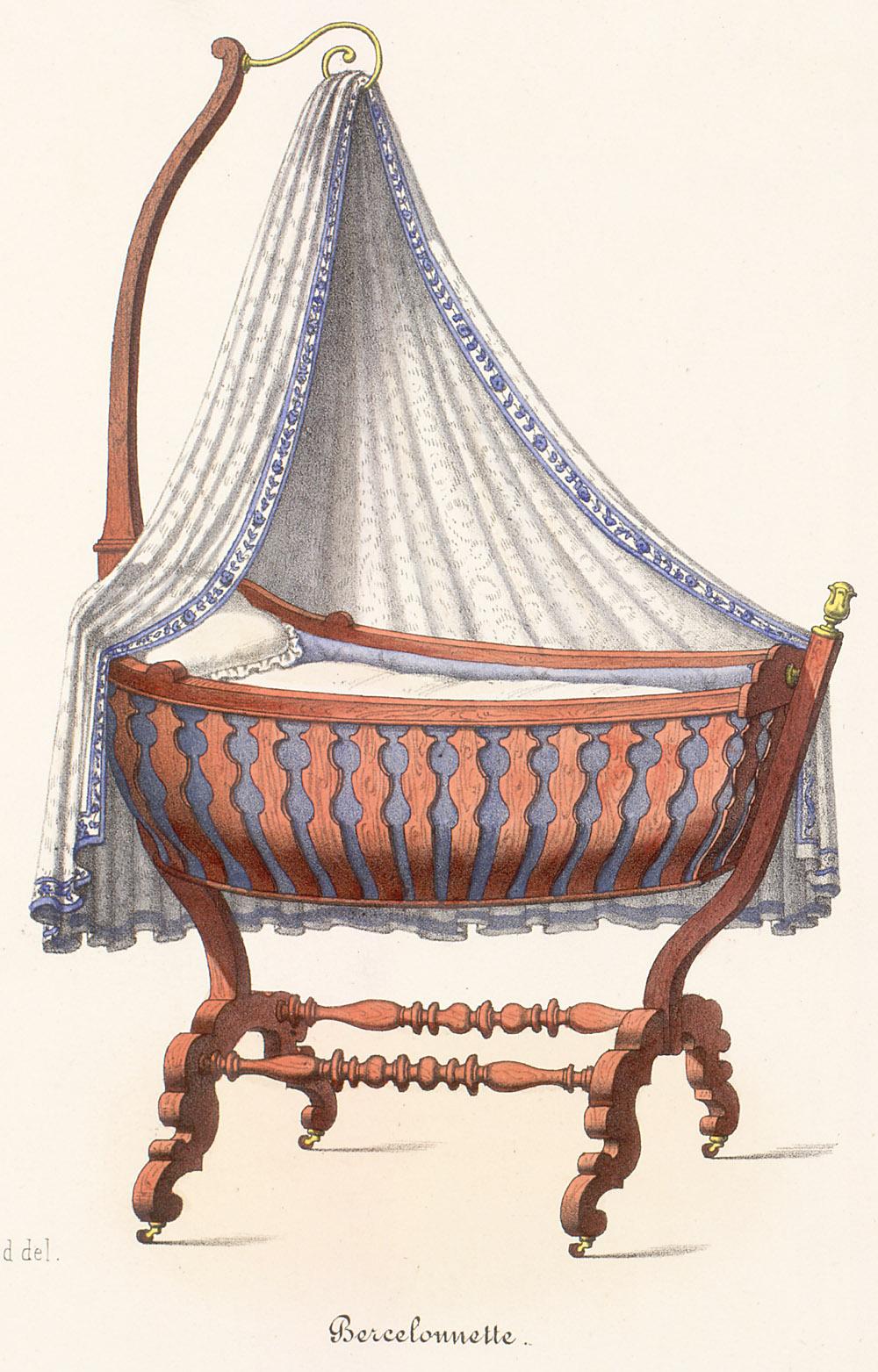 Beds (furniture),  Image number:SIL12-2-117b