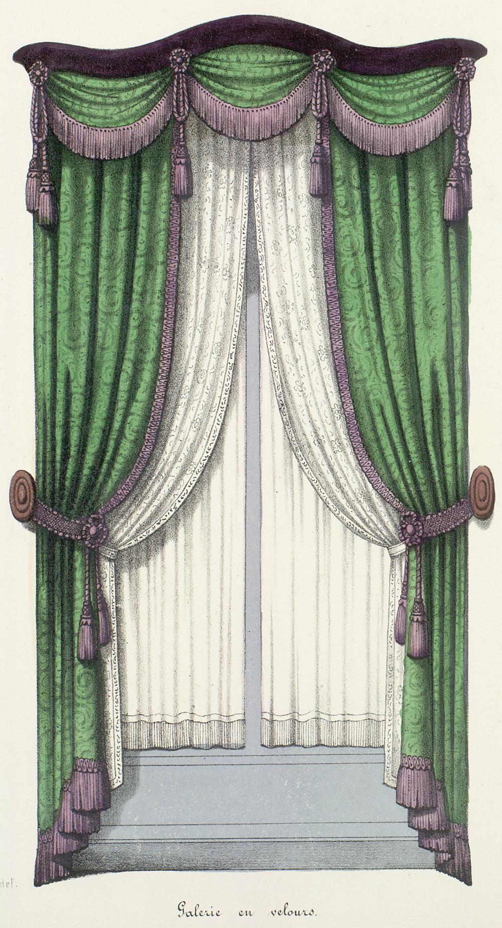Window Treatment,  Image number:SIL12-2-135b