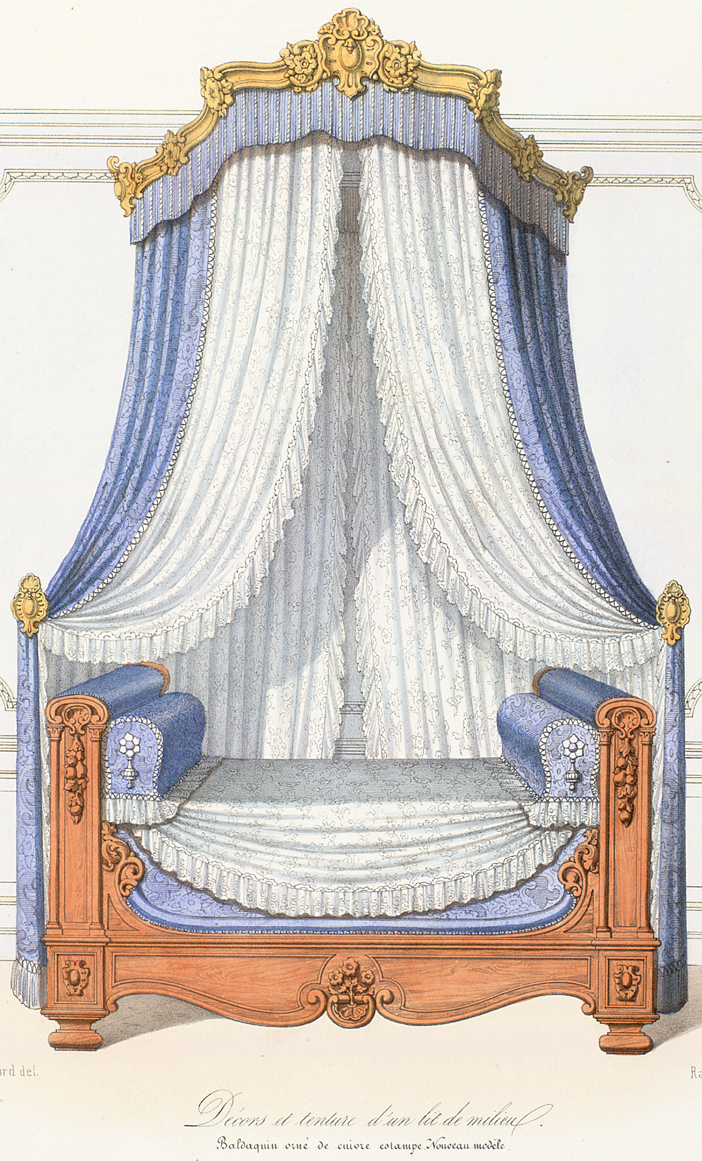 Beds (furniture),  Image number:SIL12-2-197b