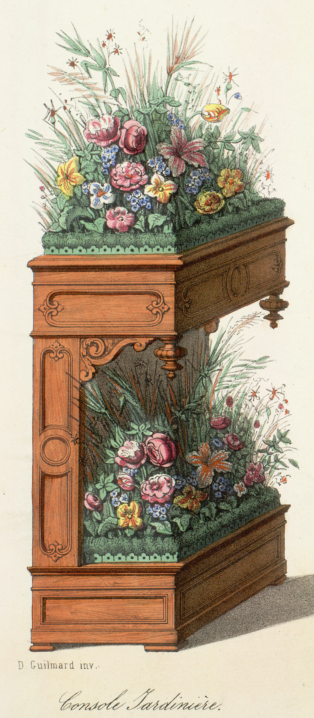 Plant stands,  Image number:SIL12-2-212b