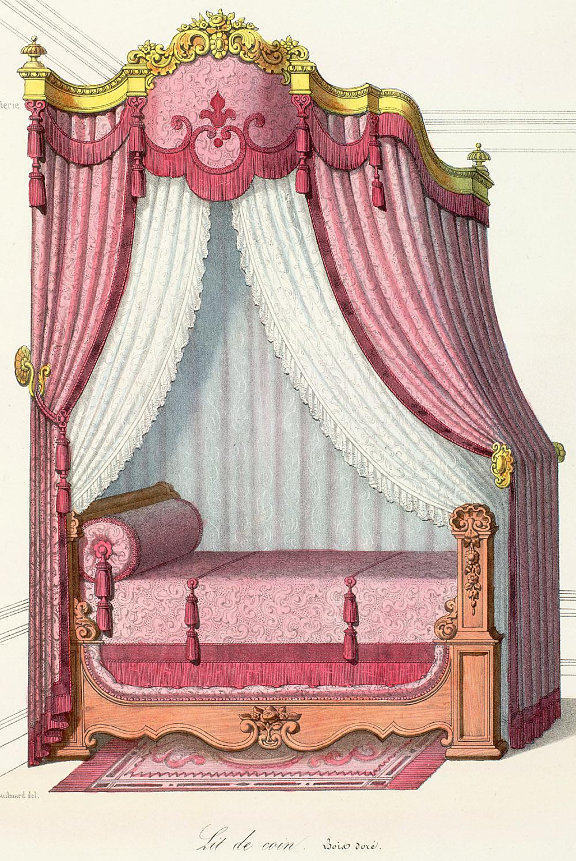Beds (furniture),  Image number:SIL12-2-232b