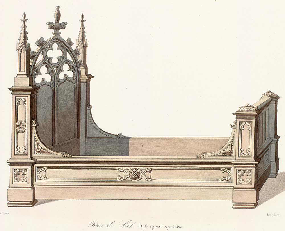 Beds (furniture),  Image number:SIL12-2-247b