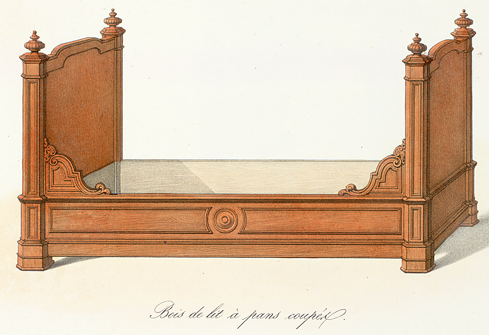 Beds (furniture),  Image number:SIL12-2-276b