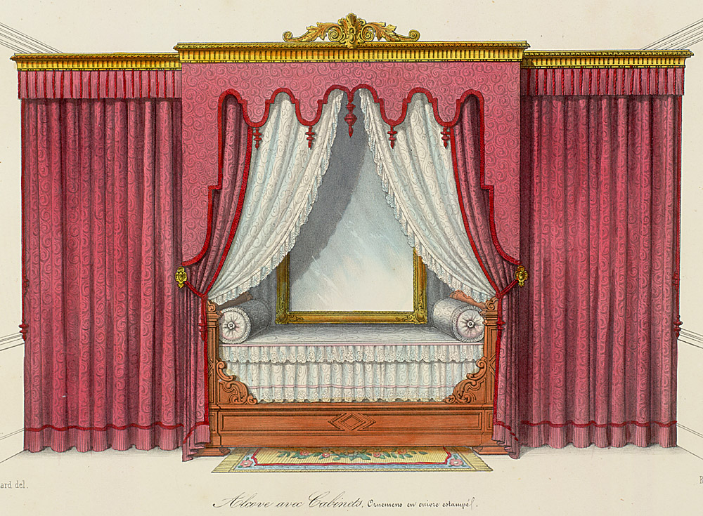 Beds (furniture),  Image number:SIL12-2-278b