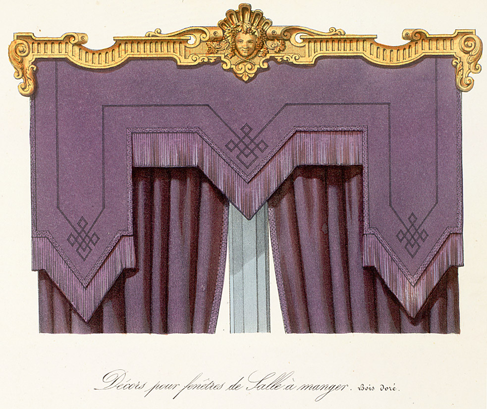Valances,  Image number:SIL12-2-280b