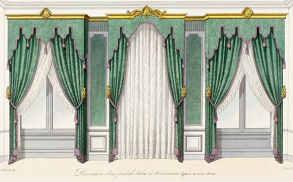 Interior Elevations,  Image number:SIL12-2-296b