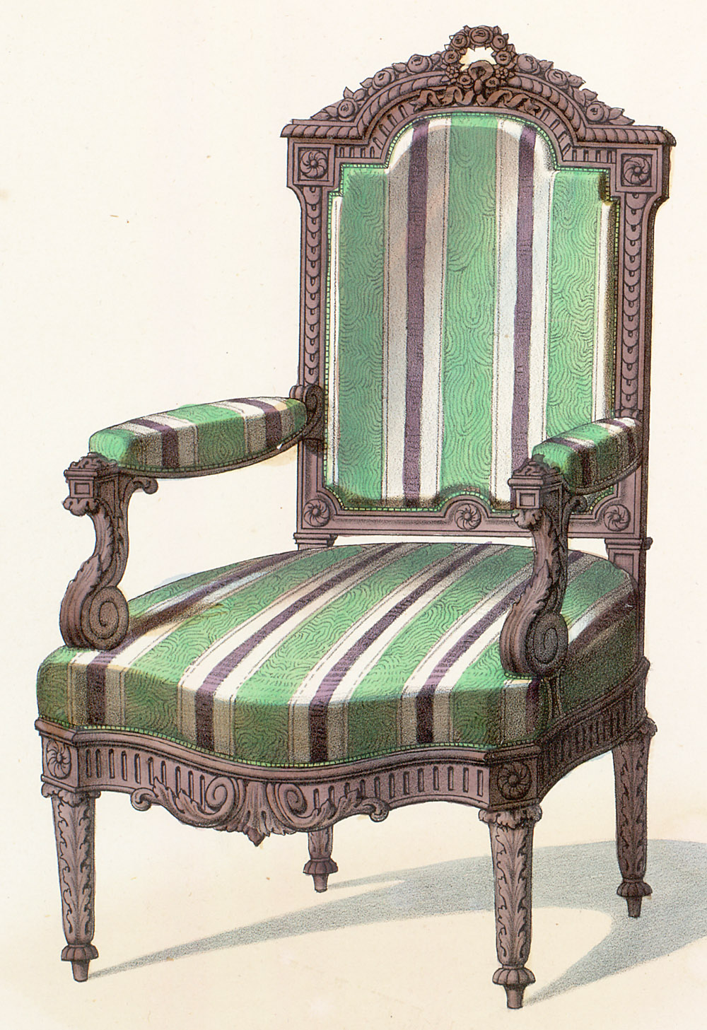 Chairs,  Image number:SIL12-2-307b