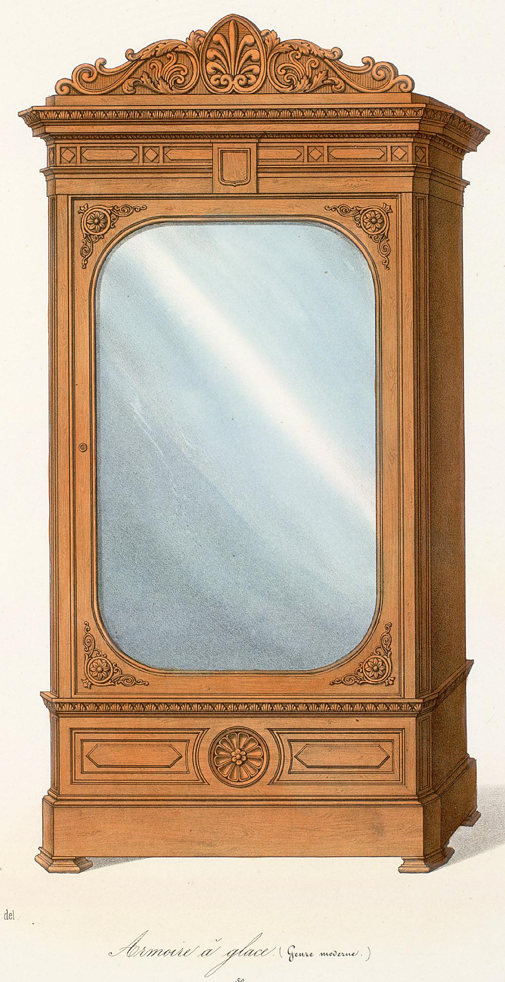 Cabinets (case furniture),  Image number:SIL12-2-336b
