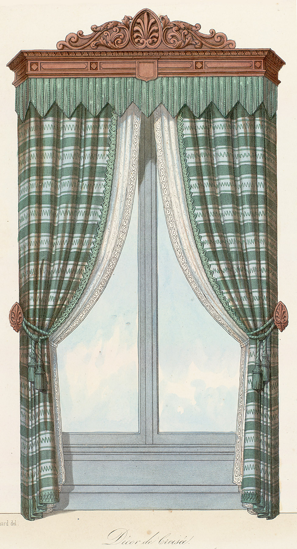 Window Treatment,  Image number:SIL12-2-338b