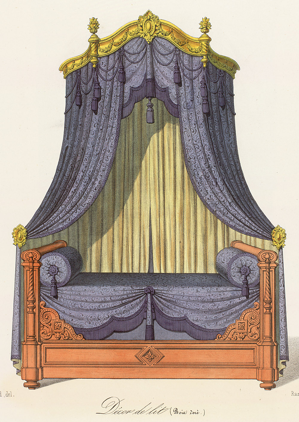Beds (furniture),  Image number:SIL12-2-374b