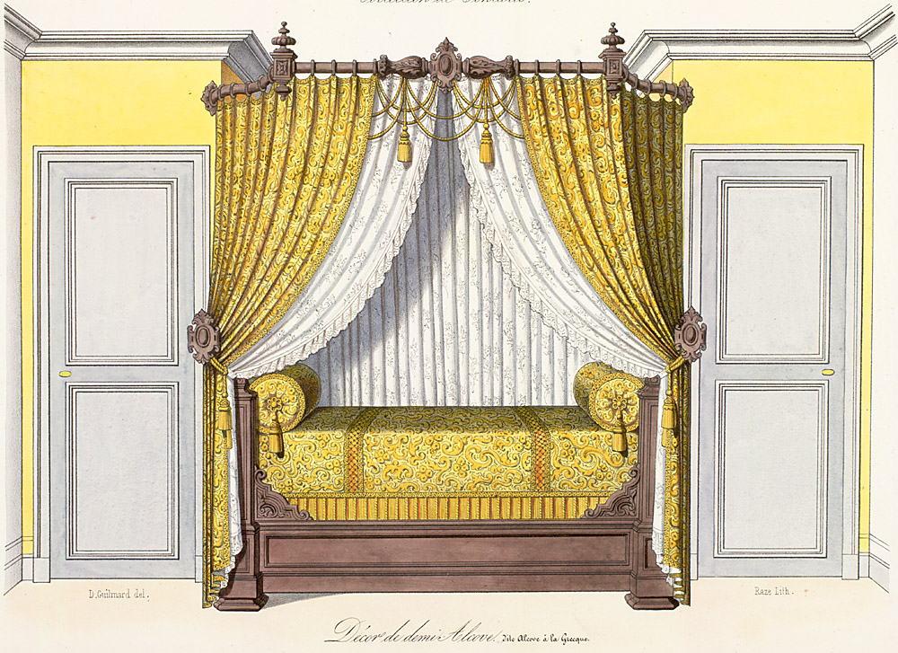 Beds (furniture),  Image number:SIL12-2-382b