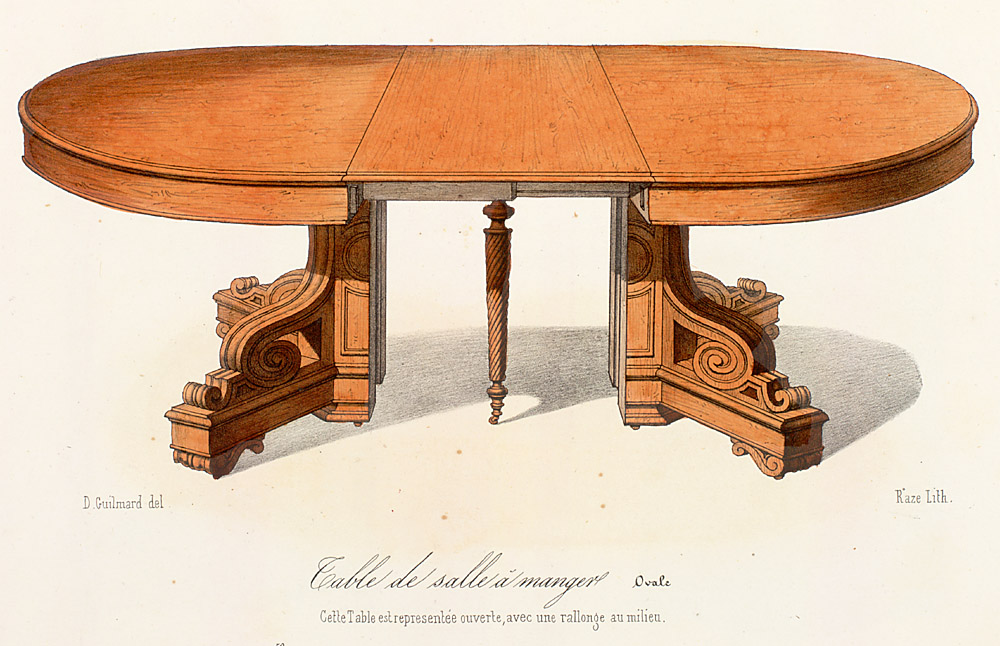 Tables (support furniture),  Image number:SIL12-2-389b