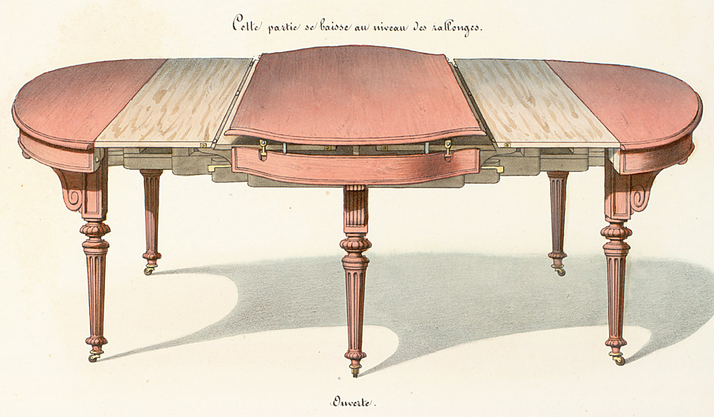 Tables (support furniture),  Image number:SIL12-2-399b