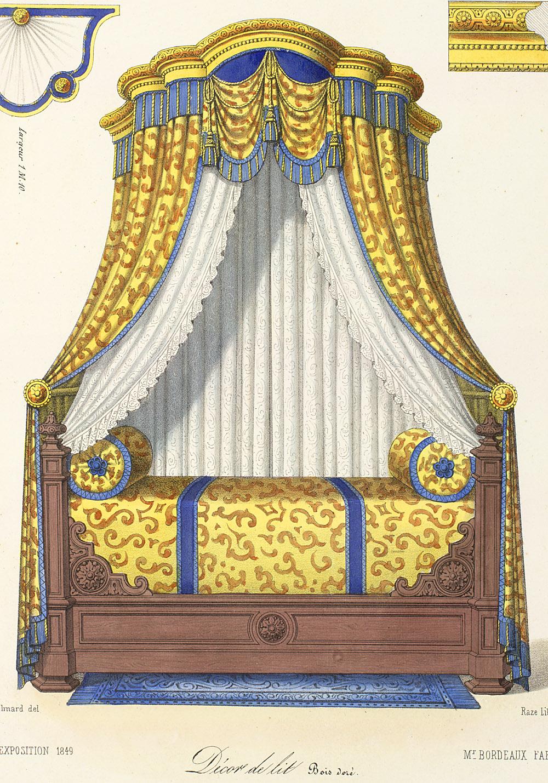 Beds (furniture),  Image number:SIL12-2-400b