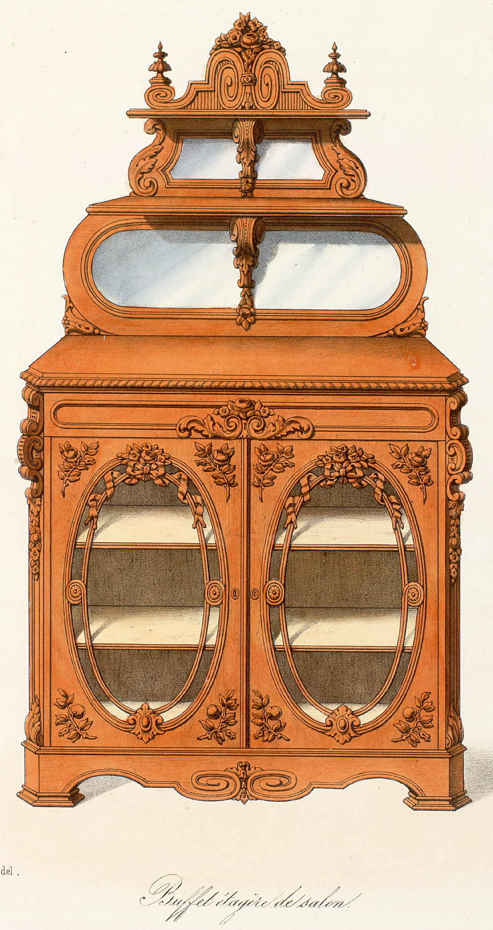 Cabinets (case furniture),  Image number:SIL12-2-417b