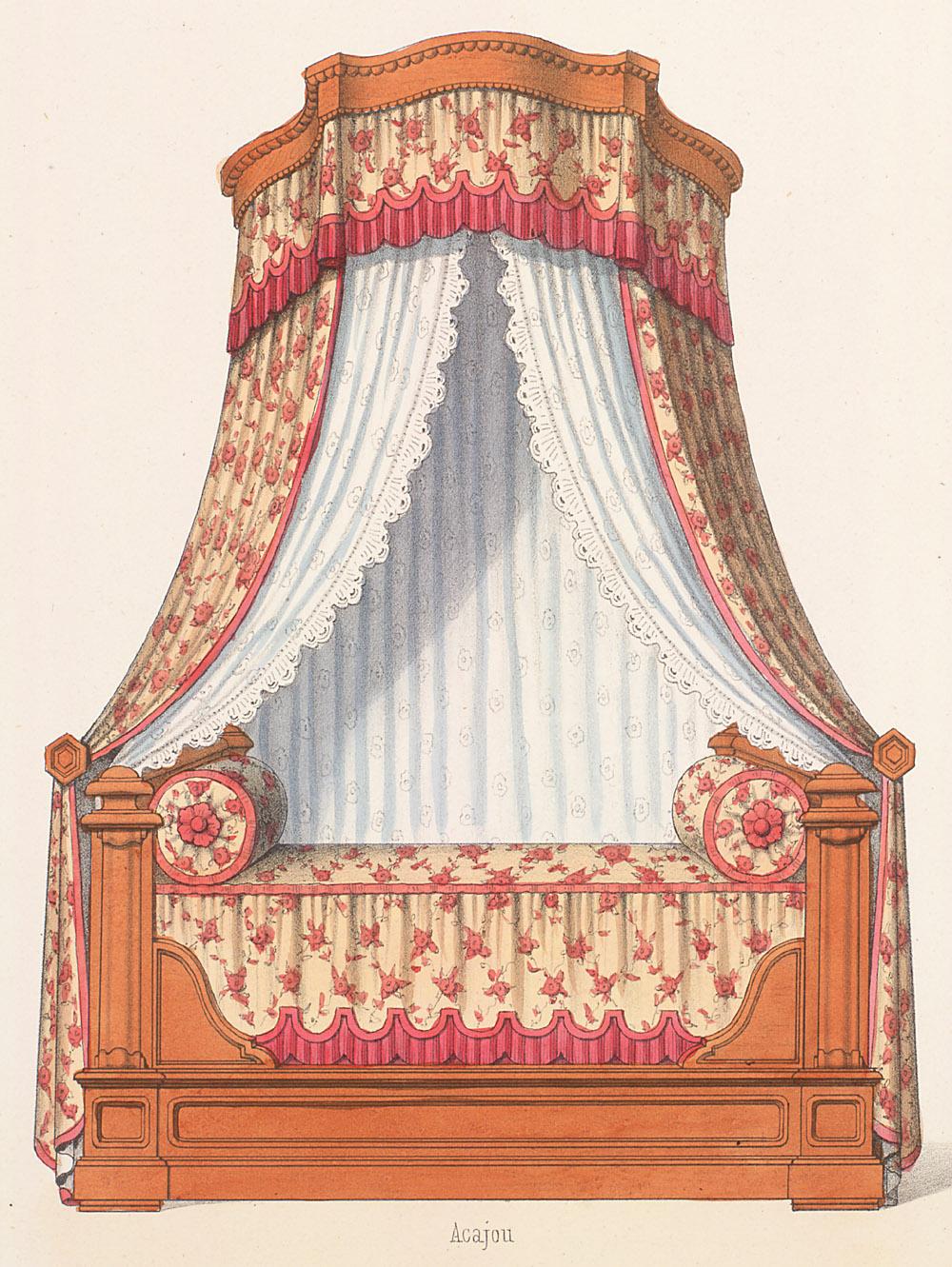 Beds (furniture),  Image number:SIL12-2-454b