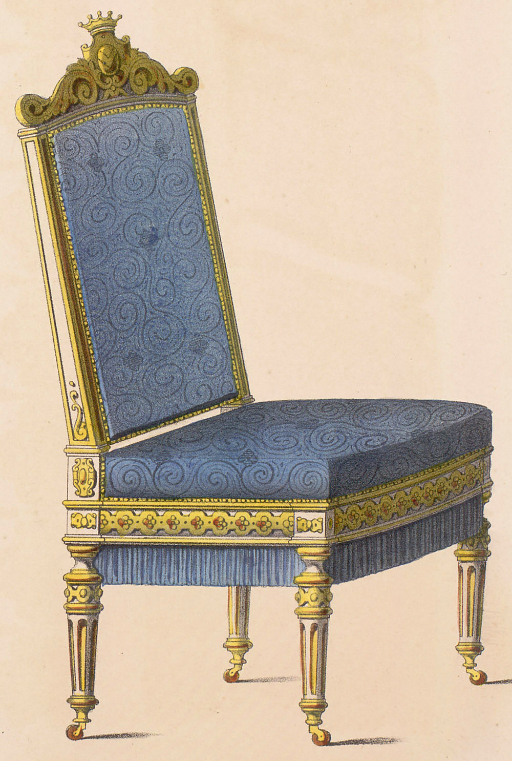 Chairs,  Image number:SIL12-2-074c