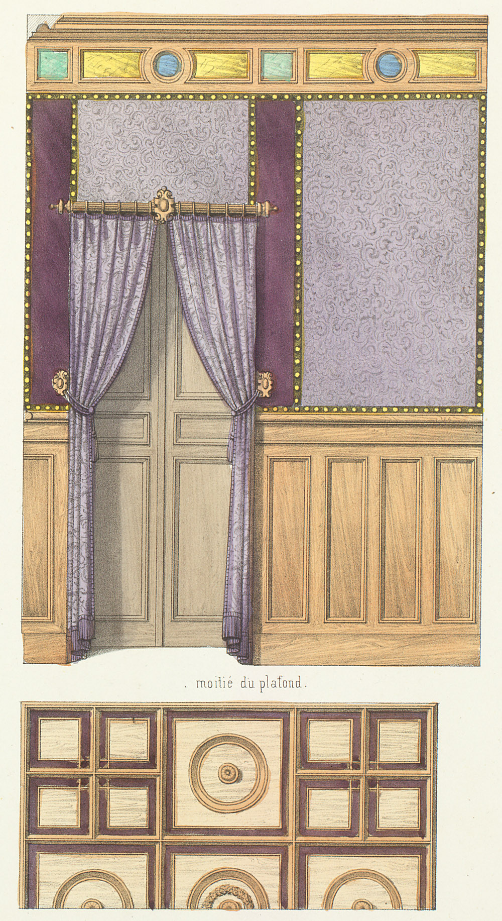 Interior Elevations,  Image number:SIL12-2-216c