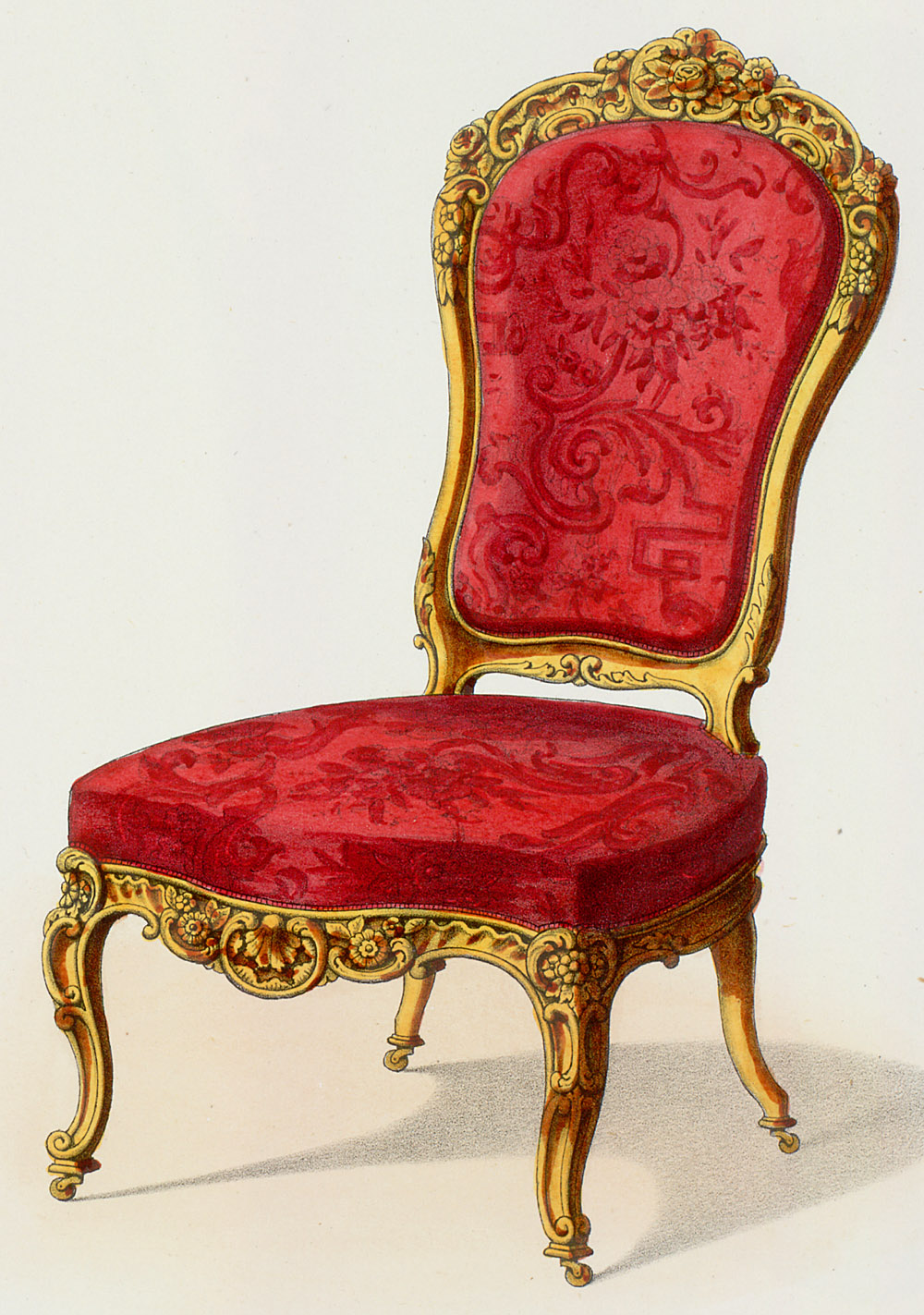 Chairs,  Image number:SIL12-2-273c
