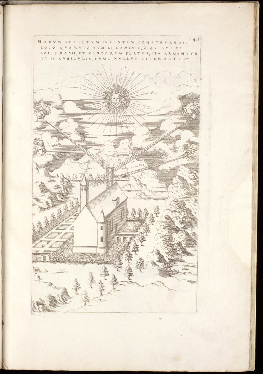 Plate 41 [Smokeless chimney],  Image number:SIL4-2-115a