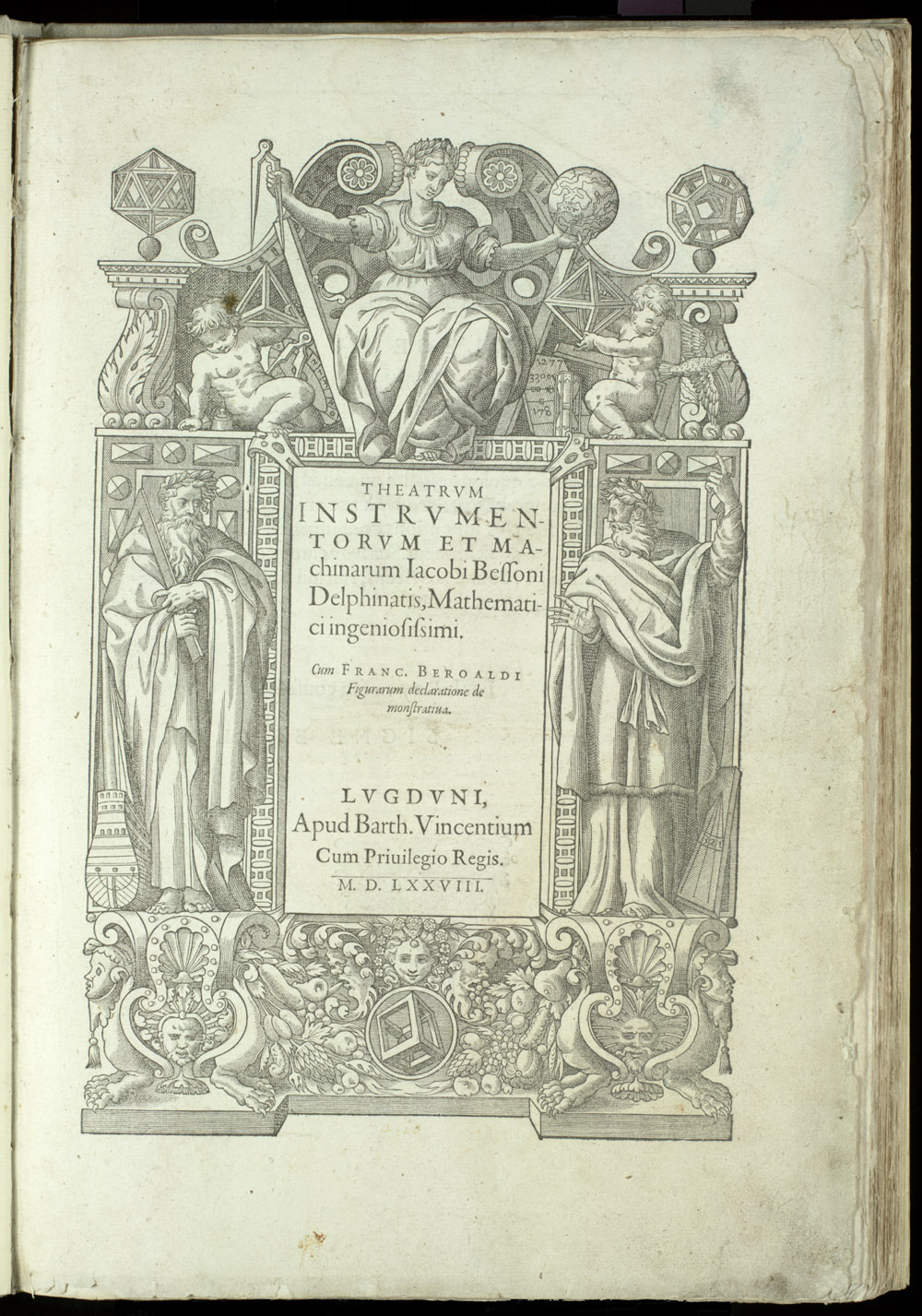 Title page, with engraved device,  Image number:SIL4-2-11a