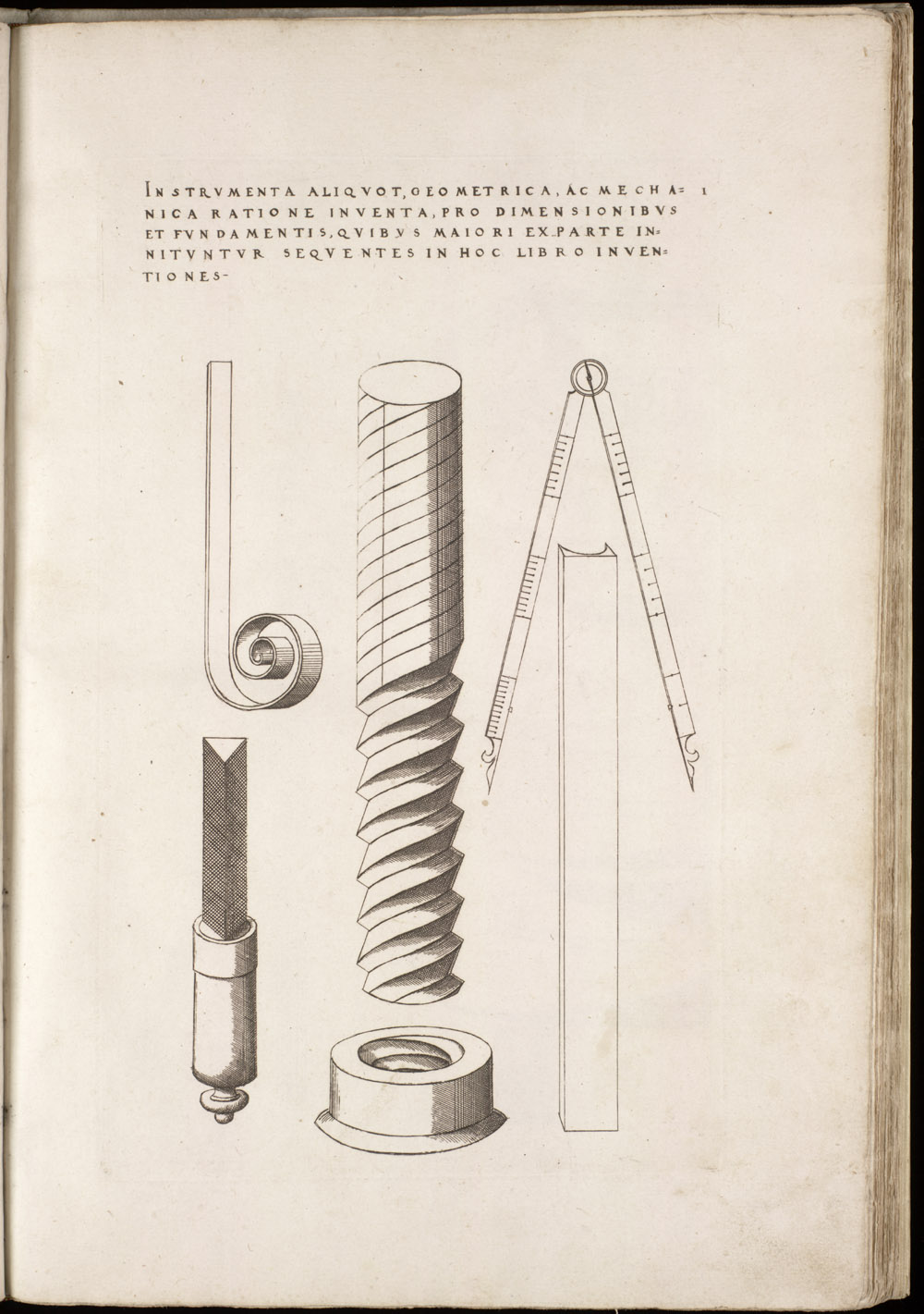 Plate 1 [Measuring instruments],  Image number:SIL4-2-35a