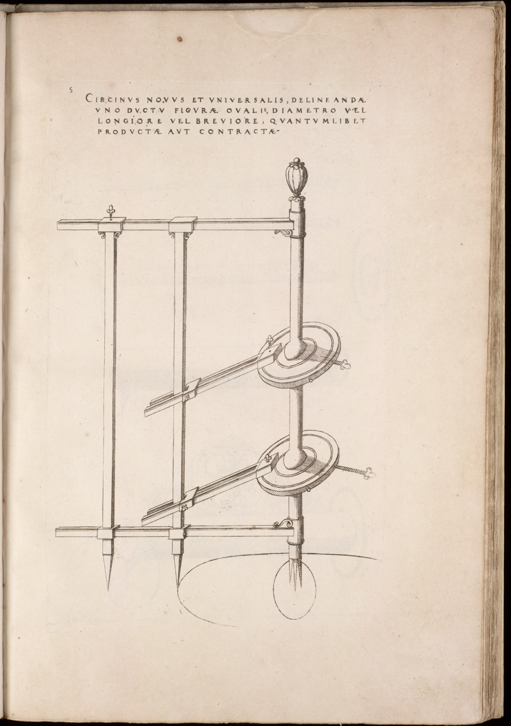 Plate 5 [Drawing compass],  Image number:SIL4-2-43a