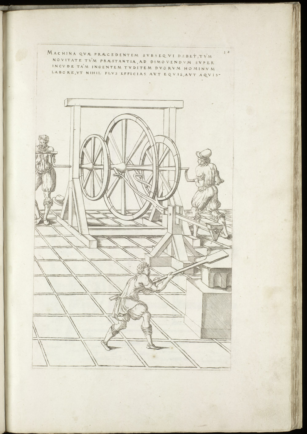 Plate 12 [Hand-cranked hammer],  Image number:SIL4-2-57a