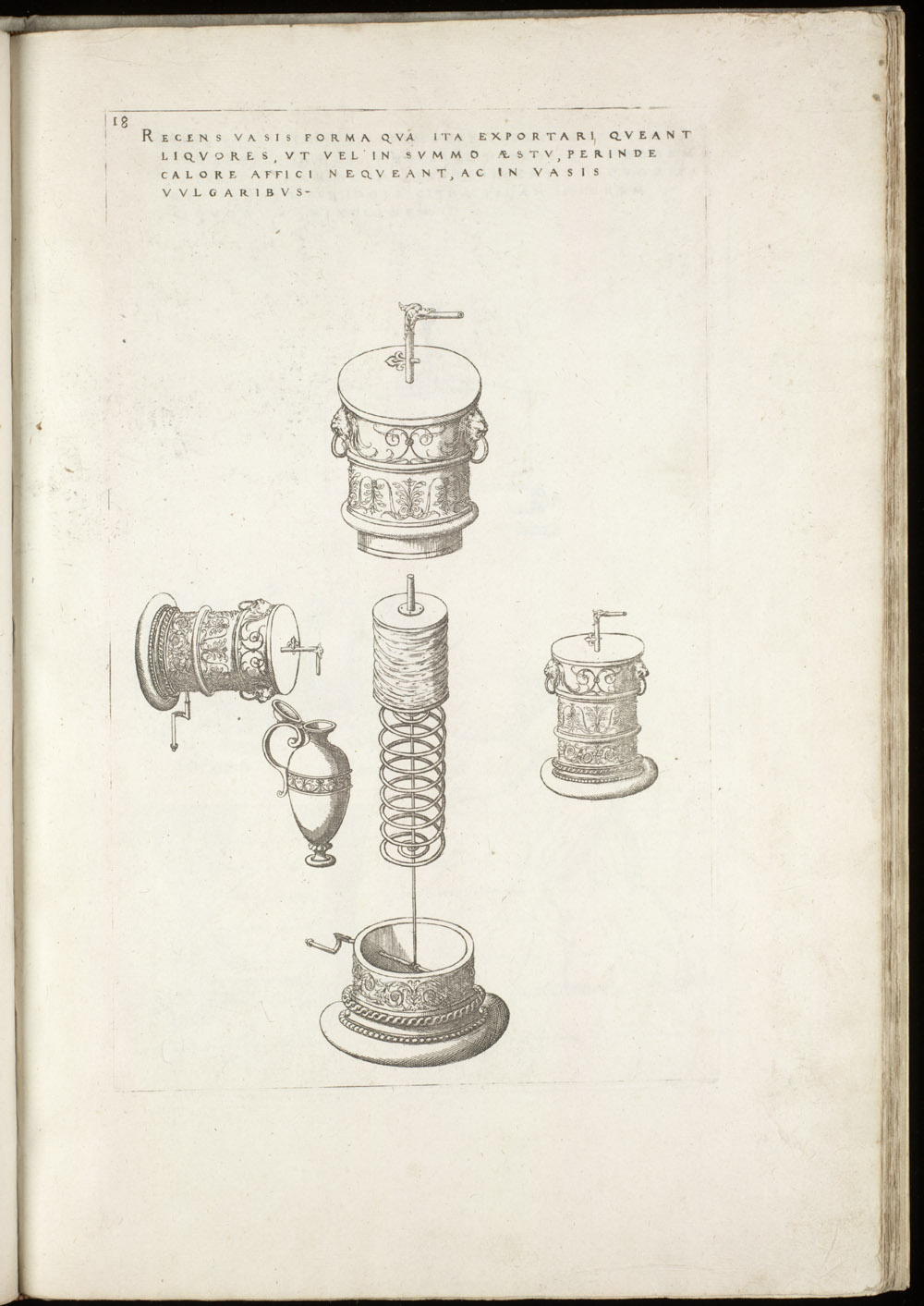 Plate 18 [Spring operated pump],  Image number:SIL4-2-69a