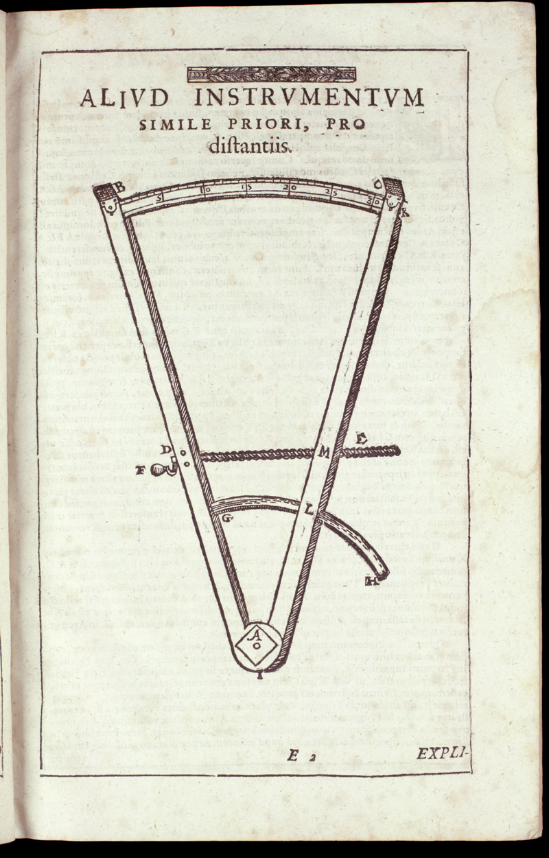 Another instrument like the previous one (steel sextant),  Image number:sil4-3-63a