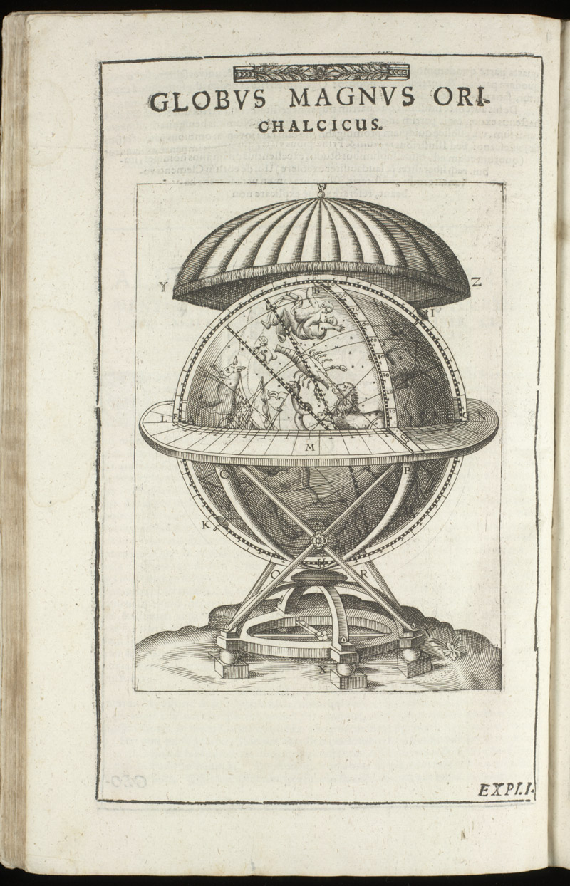 Celestial globe,  Image number:sil4-3-80a