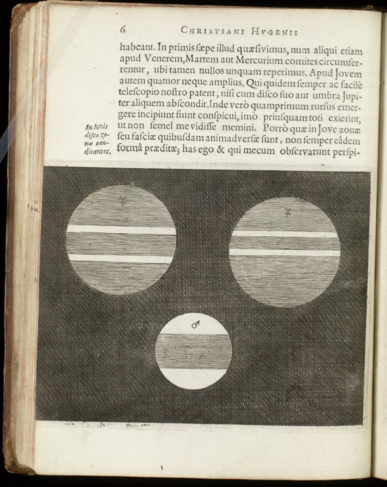 Woodcuts of Jupiter and Mars,  Image number:SIL4-1-24a
