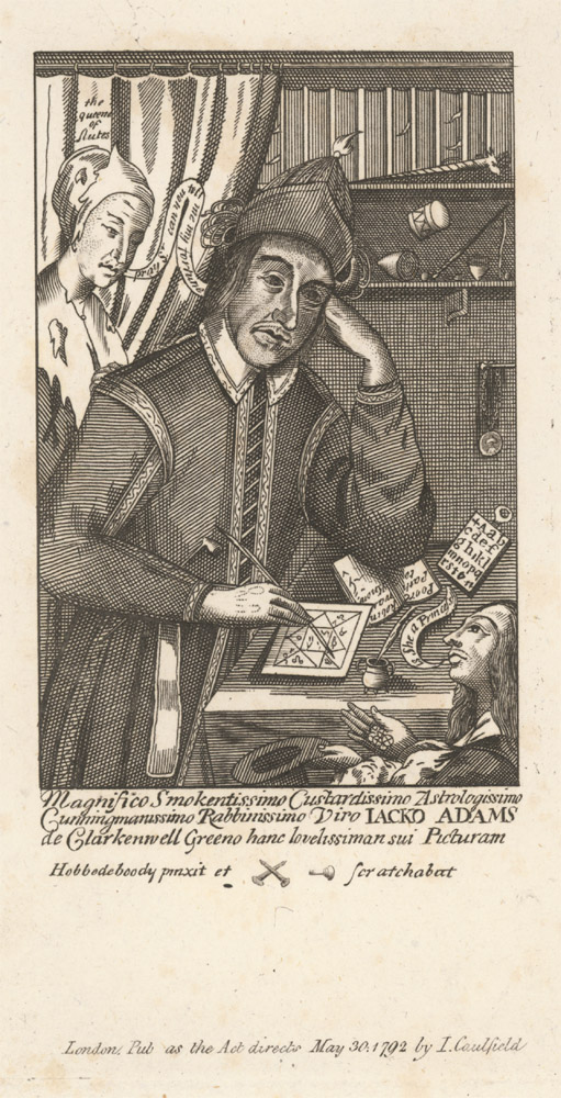 Portrait of Jack Adams,  Image number:SIL14-A1-04a