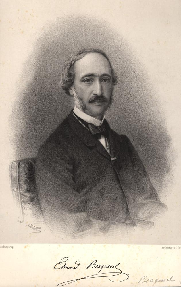 Portrait of Alexandre Edmond Becquerel,  Image number:SIL14-B2-07a