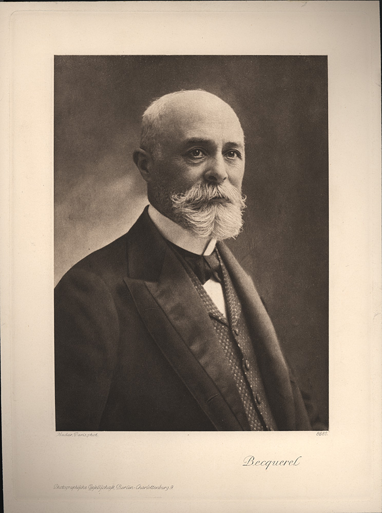 Portrait of Alexandre Edmond Becquerel,  Image number:SIL14-B2-08a